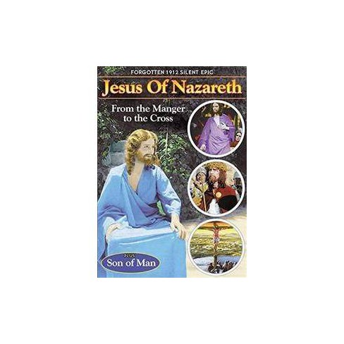 Juesus Of Nazareth / Son Of Man (DVD) - image 1 of 1