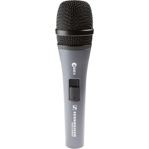 Sennheiser e 845S Pro Performance Vocal Microphone - image 1 of 5