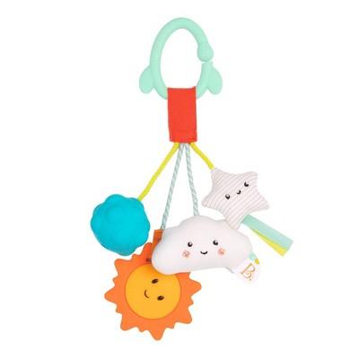 B. toys Galaxy Sensory Rattle - 4 Toys