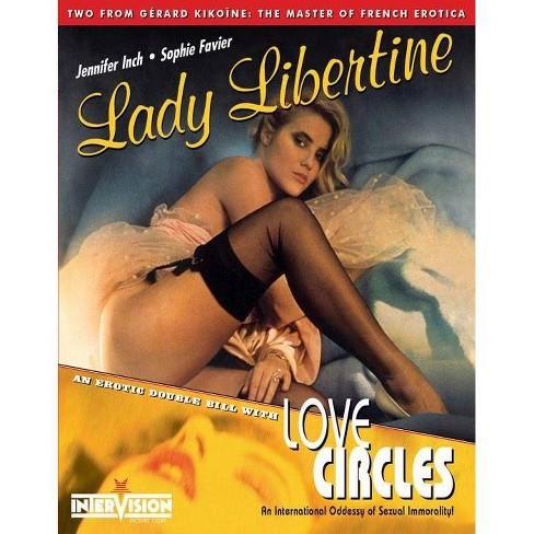 Lady Libertine / Love Circles (Blu-ray) - image 1 of 1