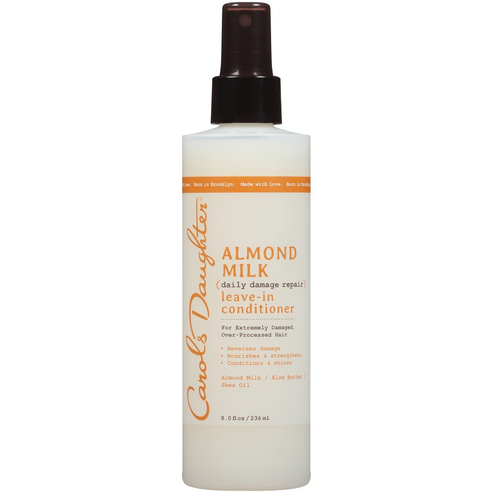 Image of Carol's Daughter Almond Milk Daily Damage Repair Leave-In Conditioner - 8.0 fl oz