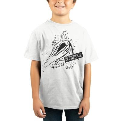 Youth Boys Beetlejuice Short-Sleeve T-Shirt