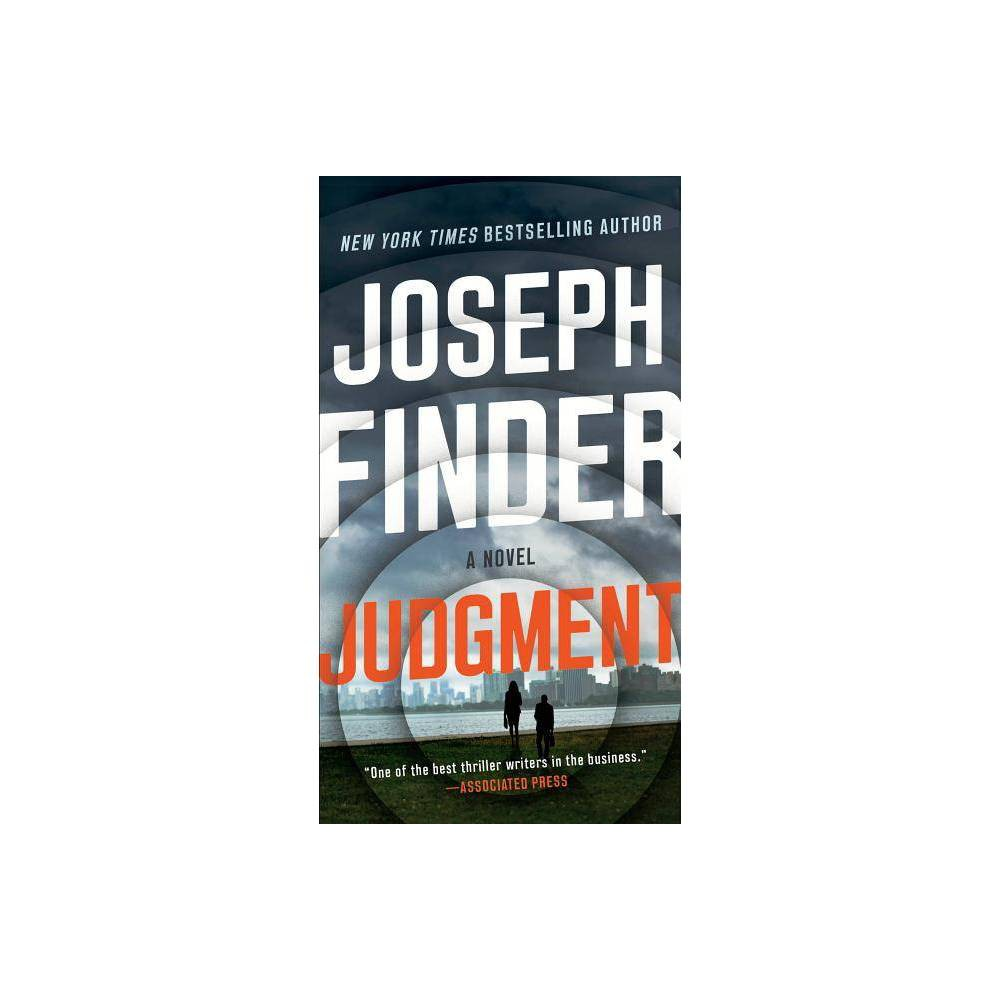 Judgment By Joseph Finder Paperback