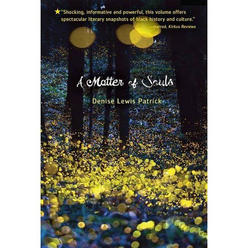A Matter of Souls - by  Denise Lewis Patrick (Paperback) - image 1 of 1