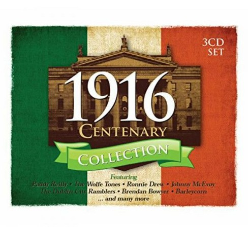 Various - 1916 centenary 3 cd collection (CD) - image 1 of 1