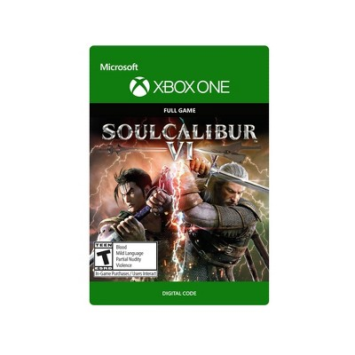 Soul Calibur VI - Xbox One (Digital)