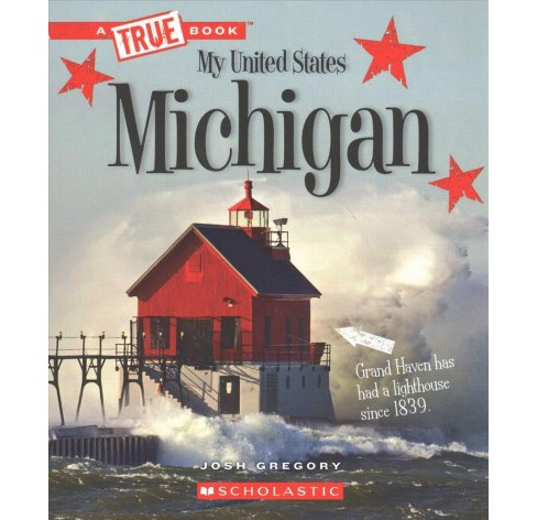 Michigan (Paperback) (Josh Gregory) - image 1 of 1