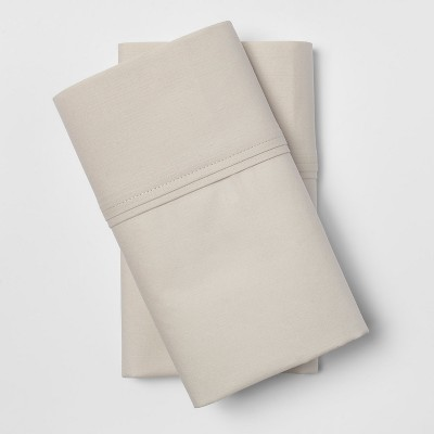 Organic Pillowcases (King)Beachcomber 300 Thread Count - Threshold™