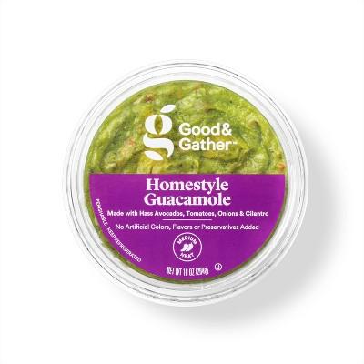 Homestyle Guacamole - 10oz - Good & Gather™