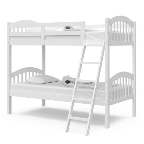 Twin Creekside Solid Wood Bunk Bed - Storkcraft - image 1 of 4