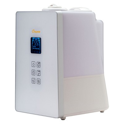 Crane Digital Clean Control Warm & Cool Mist Humidifier