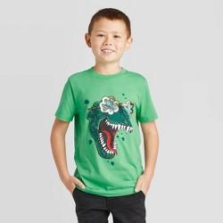 Boys St. Patrick's Day Short Sleeve Graphic T-Shirt - Cat & Jack™ Green