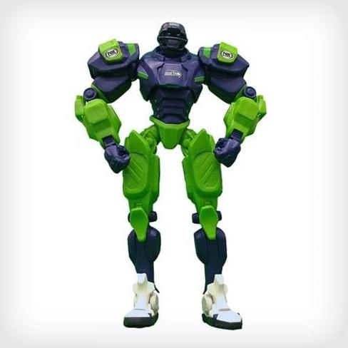 "Foamfanatics NFL Seattle Seahawks 10"" Cleatus Fox Robot Action Figure - image 1 of 1"