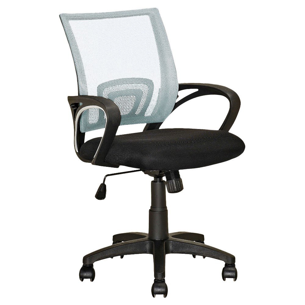 Workspace Mesh Back Office Chair White Corliving