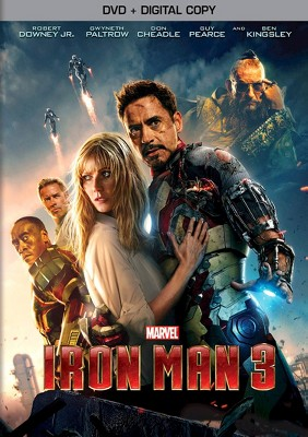 Iron Man 3 (Includes Digital Copy)(dvd_video)