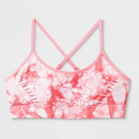 Girls  Tie Dye Bra - Cat   Jack™ Pink   Target b4b48247b