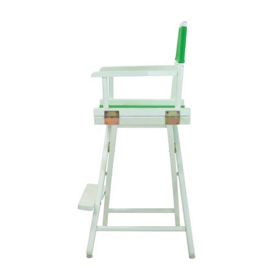 Counter Height Director's Chair - Green - Casual Home