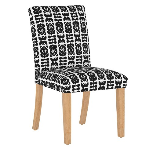 Dining Chair Oslo Block Black - Cloth & Company - image 1 of 4