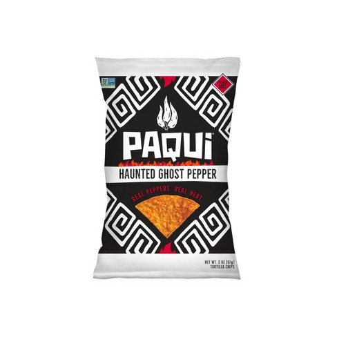 Paqui Ghost Pepper Chips - 2oz - image 1 of 4