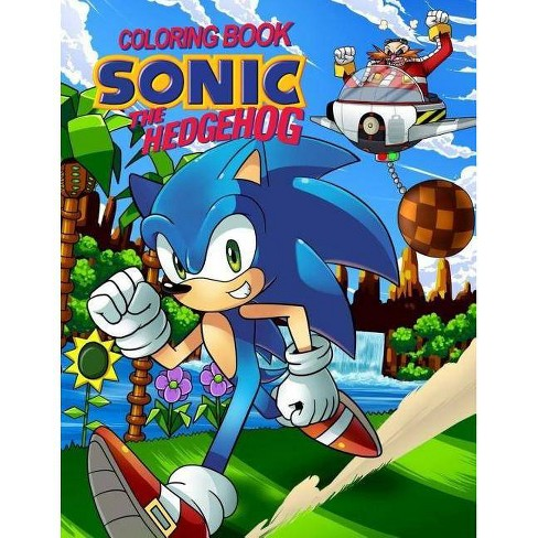 57 Coloring Book Sonic Best HD
