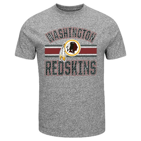 Washington Redskins Men's Marled T-Shirt M - image 1 of 1