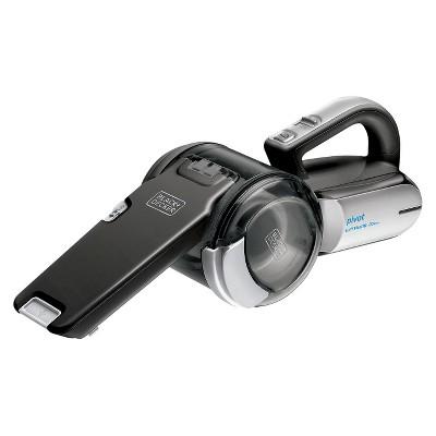 BLACK+DECKER™ 20V Max* Lithium Pivot Hand Vacuum - Black BDH2000PLA