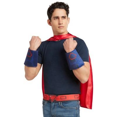 Adult Superman Halloween Costume Kit