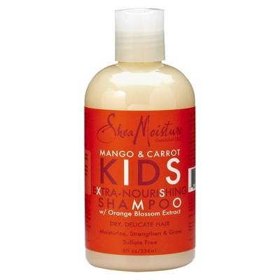 SheaMoisture Mango & Carrot Kids Extra-Nourishing Shampoo - 8 fl oz