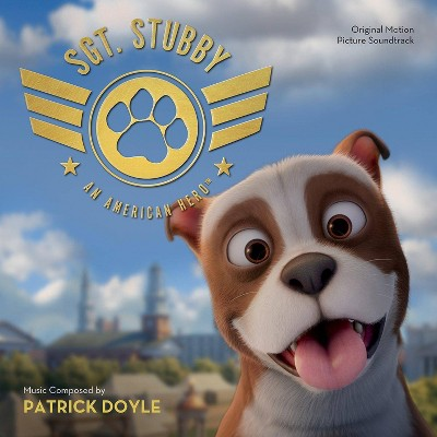 Patrick Doyle - Sgt. Stubby: An American Hero - Original Motion Picture Soundtrack (CD)
