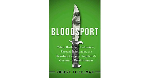 Bloodsport (Hardcover) - image 1 of 1
