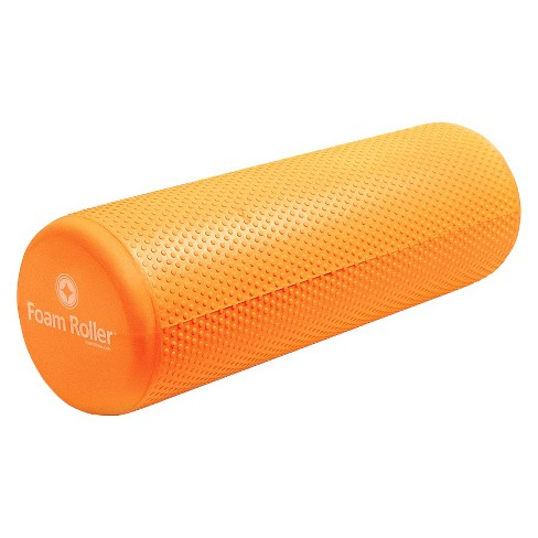 "STOTT PILATES® Foam Roller Deluxe, Short 18""  - Orange - image 1 of 2"