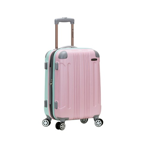 "Rockland Sonic 20"" Expandable Hardside Carry On Suitcase - Mint - image 1 of 4"