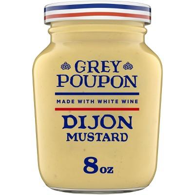 Grey Poupon Dijon Mustard - 8oz
