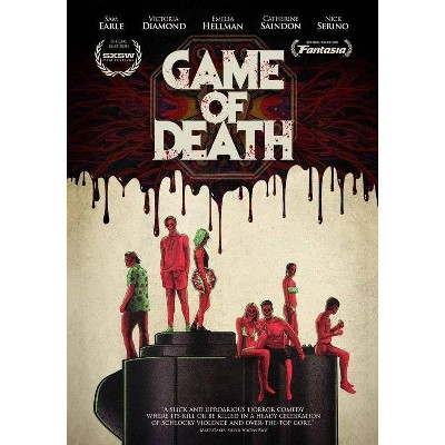 Game of Death (DVD)(2020)