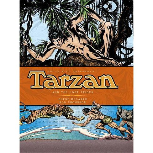 Tarzan - And the Lost Tribes (Vol. 4) - by  Don Garden (Hardcover) - image 1 of 1