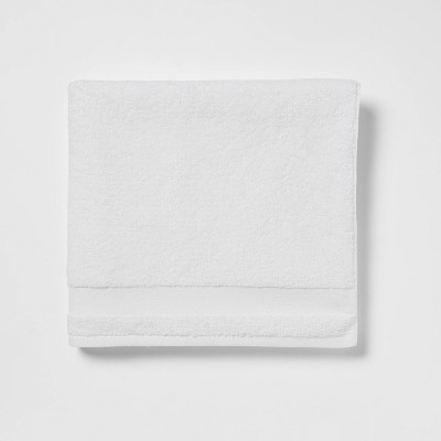 Solid Bath Towel White - Made By Design™