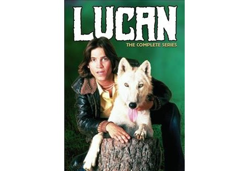 Lucan:Complete Series (DVD) - image 1 of 1