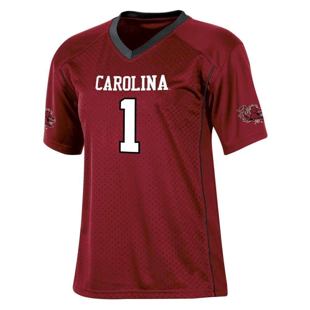 South Carolina Gamecocks Boys Short Sleeve Replica Jersey XS, Multicolored