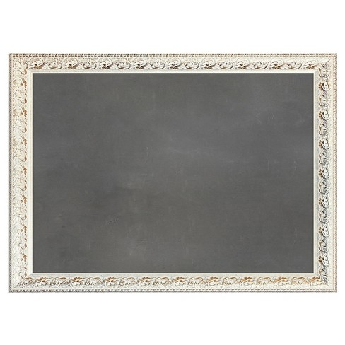 Wall Pops! ® Dry Erase Board Decal with Antique Frame - Charcoal Chalk Board - image 1 of 2