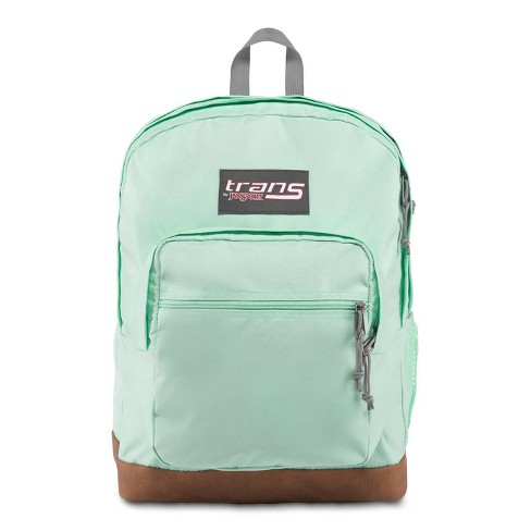"Trans by JanSport 17"" Super Cool Backpack - Brook Green - image 1 of 5"