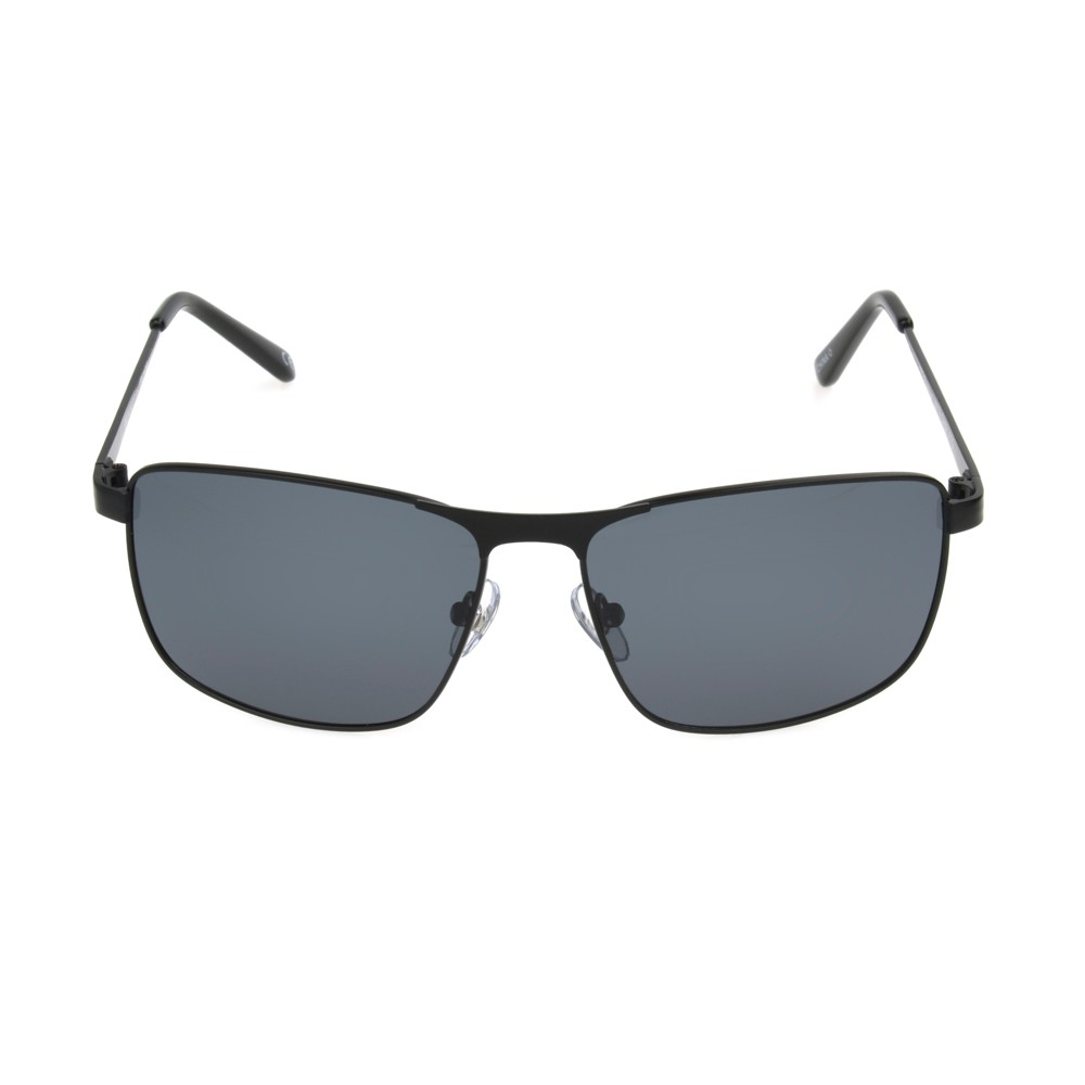 Men's Rectangle Sunglasses - Goodfellow & Co Black