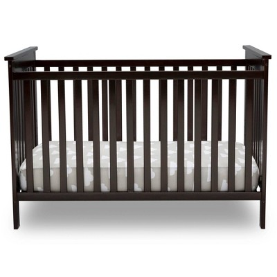 Delta Children Adley 3-in-1 Crib - Dark Chocolate