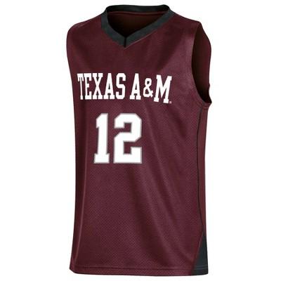 NCAA Texas A&M Aggies Boys' Basketball Jersey