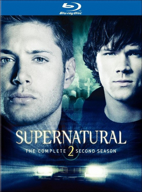 Supernatural: The Complete Second Season [4 Discs] [Blu-ray] - image 1 of 1