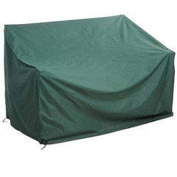 All-Weather Outdoor Furniture Cover For Loveseat - Plow & Hearth