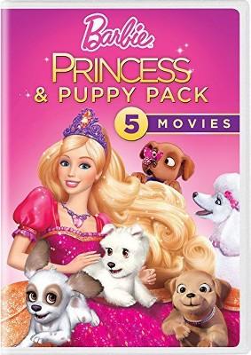 Barbie 5-Movie Puppy Pack (DVD)