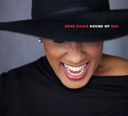 Rene marie - Sound of red (CD) - image 1 of 1