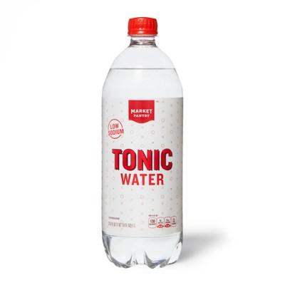 Tonic Water - 33.8 fl oz Bottle - Market Pantry™
