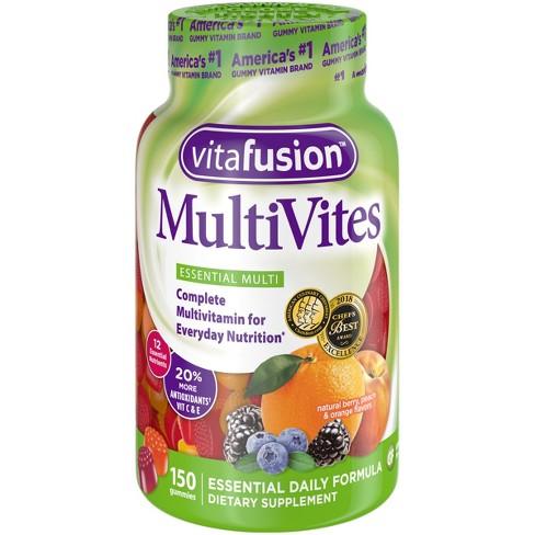 Vitafusion MultiVites Gummies - Berry