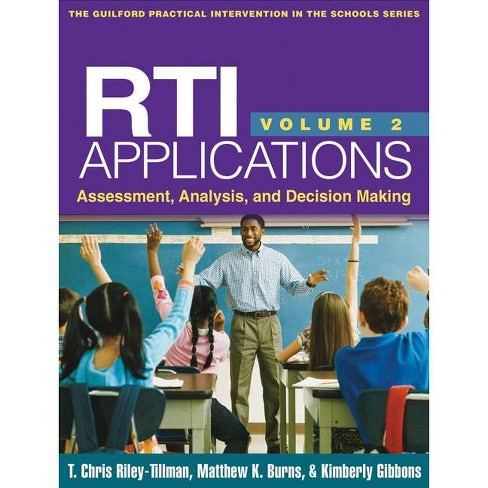RTI Applications, Volume 2 - (Guilford Practical Intervention in the Schools) (Paperback) - image 1 of 1